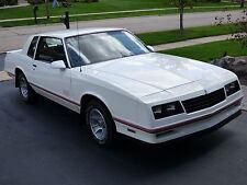 1988 Chevrolet Monte Carlo Coupe