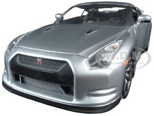 "BRIAN'S NISSAN GTR R35 SILVER ""FAST & FURIOUS 7"" MOVIE 1:18 MODEL BY JADA 97255"