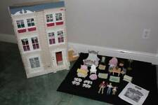 FISHER PRICE LOVING FAMILY SPECIAL EDITION TOWNHOUSE DOLL PLAY HOUSE TOY 74306