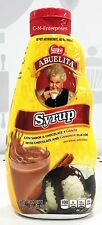 Nestle Abuelita Chocolate Cinnamon Flavored Syrup 16 oz