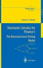 Stochastic Calculus for Finance l : The Binomial Asset Pricing Model Int'l Ed