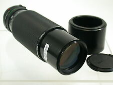 Canon FD 5,6/100-300 100-300 mm f5, 6 adaptable MFT Nex/14