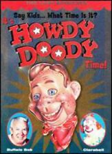 Say Kids What Time Is It? It's Howdy Doody Time: The Lost Episod (2006, DVD New)