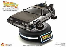 Kids Logic Back To The Future II DeLorean Time Machine Magnetic Floating Edt Car