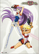 Dirty Pair Wall Scroll Anime Manga NEW