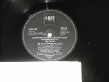 Mangelsdorff, pastorius, Mouzon-trilogue-LP 1977 MPS Archive-Copy MINT