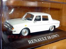 RENAULT 10 WHITE 1967 1:43 MINT WITH BOX! RARE