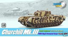 60431 Dragon Models 1:72 Scale Churchill Mk.III Junior Regiment Armoured Corps