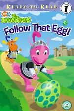 Follow That Egg! (Ready-To-Read Backyardigans - Level 1), Artifact Group, The, G