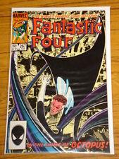 FANTASTIC FOUR #267 VOL1 MARVEL COMICS BYRNE ART JUNE 1984