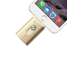 32GB Metal USB i-Flash Drive Device For iOS 7 8 9 Mac PC Ipad Iphone 5S 6S Ipod