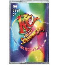 KC & The Sunshine Band - The Best of -  Compilation Cassette - PLAY TESTED