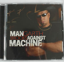 Garth Brooks - Man against Machine - Country Rock Pop von 2014 - Cowboys forever