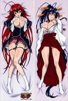 Japan High School DxD Rias Gremory Anime Hugging Body Pillow Case Pillow Cover