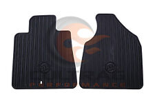 2012-2017 Buick Enclave Genuine GM Front All Weather Floor Mats Black 22890024