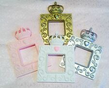 Princess Crown Bedroom Nursery Single Light Switch Surround Finger Plate Cover