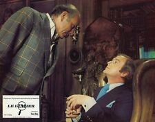 LAURENCE OLIVIER  MICHAEL CAINE SLEUTH LE LIMIER 1972 VINTAGE LOBBY CARD #1