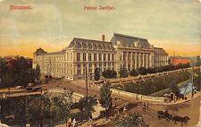 B76230 Bucuresti Palatul Justiei 1910  romania
