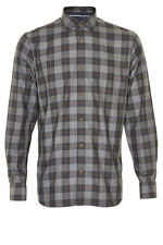 Matinique Trostal Check Shirt/Dark Grey - Extra Large WAS £64.95, NOW £39.99