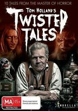 Tom Holland's Twisted Tales (PAL Format DVD. REGION  4)