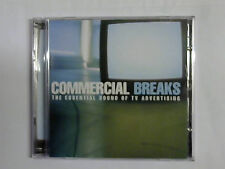 Various Artists - Commercial Breaks: The Essential Sound Of TV Advertising (2CD)