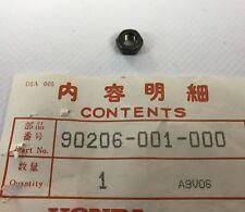 Dado valvola ATAC - NUT TAPPET ADJ - Honda NS125 NOS: 90206-001-000