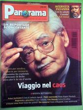 PANORAMA N°9 DEL 05/03/1998
