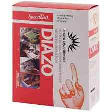 Speedball Diazo Photo Emulsion Kit (Screen Printing)