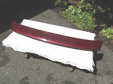 1993 Infinity J30T Rear Wing Spoiler Burgundy paint Factory OEM 93 94 95 96 97