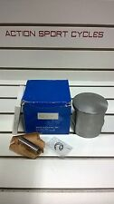 NOS Suzuki RM465 81-82 .75mm o.s. Piston Kit by Rocky Cycle AHRMA Vintage MX!!!