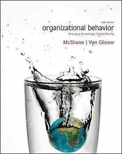 Organizational Behavior : Emerging Knowledge, Global Reality by Steven...