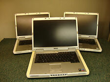 LOT OF THREE DELL INSPIRON 6000 LAPTOPS SINGLE CORES 32BIT FREE SHIPPING in USA