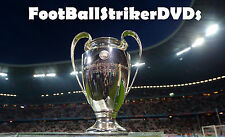 2016 Champions League SF 1st Leg Manchester City vs Real Madrid DVD
