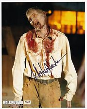 Michael Koske Autographed 8x10 Photo The Walking Dead (4)