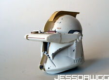 "1/6 Helmet Commander Bly by Sideshow Star Wars RoTS for 12"" figure hot toys"