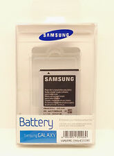Batteria originale Samsung Galaxy Next Turbo S5570i in blister, garanzia europea