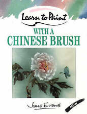 With a Chinese Brush by Evans, Jane