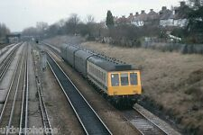 British Rail DMU Willesden Green March 1979 Rail Photo