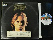 Peter Baumann Romance 76 VIRGIN PROMO LP 34897
