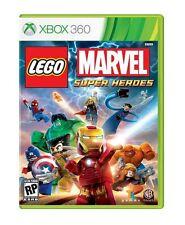 LEGO Marvel Super Heroes  (Xbox 360, 2013)