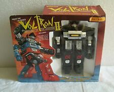 NEW IN BOX NIB SEALED 1984 MATCHBOX VOLTRON 2 II BLACK MINIATURE GLADIATOR ROBOT