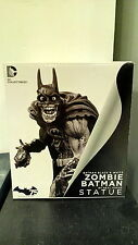 *BATMAN BLACK & WHITE STATUE ZOMBIE NEAL ADAMS DC COLLECTIBLES DIRECT SUPERMAN