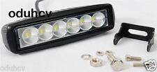 1x 12V/24V Proyector Luz LED para Coche Camión Carretera Asistencia Vehículo 18W