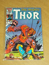 THOR THE MIGHTY #377 VOL 1 MARVEL X-FACTOR SIMONSON MARCH 1987