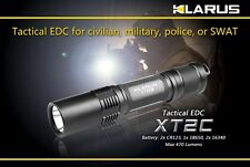 Klarus XT2C Cree XM-L LED Flashlight, Dual Swutch, 18650/ 2xCR123A, US Seller