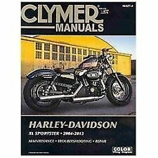 Harley-Davidson XL883 XL1200 Sportster 2004-2013 (Clymer Manuals: Motorcycle Rep