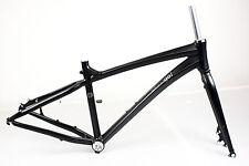 Lapierre Sitandgo! 400 Rahmenset Frameset in RH 48 oder 53cm schwarz