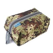 6L Camo Camping Travel Laundry Shoes Storage Bag Gym Sports Pouch Organizer