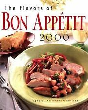 The Flavors of Bon Appetit 2000 by Bon Appétit Magazine Editors (2000,...