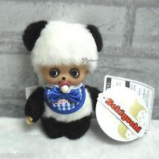 Sekiguchi Monchhichi Baby Plush Doll Bebichhichi Panda BBCC Bebi Panchhichi Boy